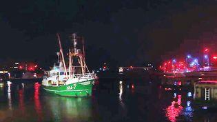 Pêche Pays Bas (CAPTURE D'ÉCRAN FRANCE 3)