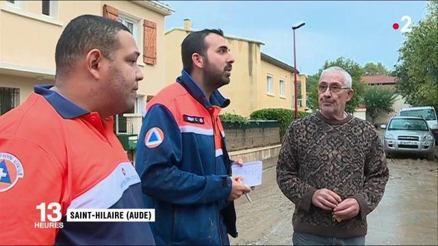 Inondations dans l'Aude : le soutien psychologique en première ligne
