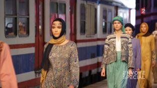 mode islam (CAPTURE ECRAN FRANCE 2)