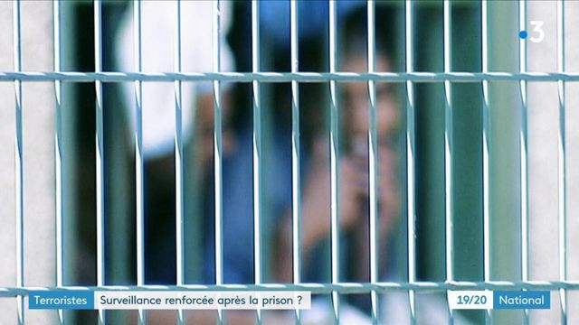 Terrorisme : vers une surveillance des détenus après la sortie de prison ?