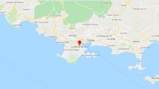 La Seyne-sur-Mer (Var). (GOOGLE MAPS)