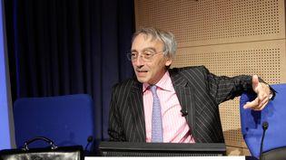 Pierre Pringuet, président de l'Afep et directeur général de Pernod Ricard. (VINCENT ISORE / MAXPPP)