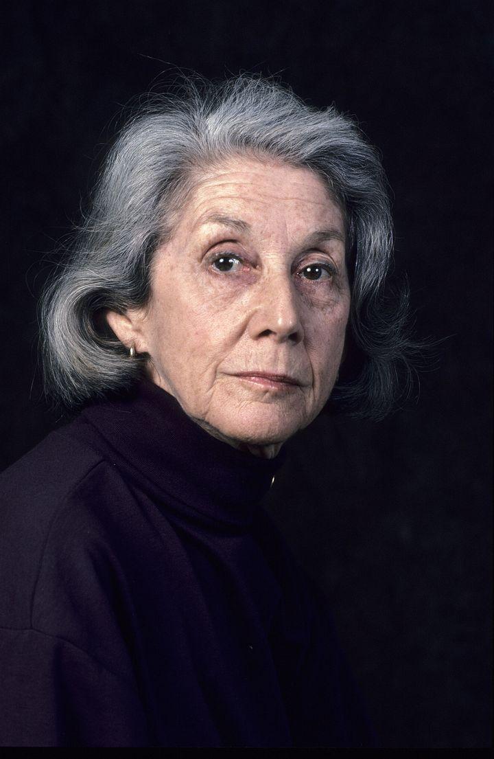 L'écrivaine Nadine Gordimer en 1988 (ULF ANDERSEN / ULF ANDERSEN)