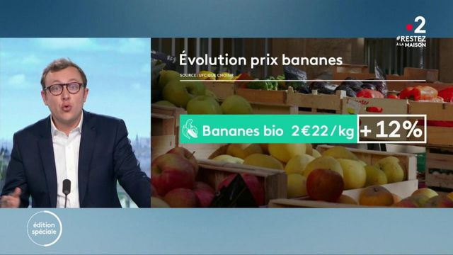 Confinement : la hausse considérable du prix des fruits et légumes