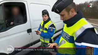 VIDEO. GendNotes : un fichier de gendarmerie qui fait polémique (FRANCE 2 / FRANCETV INFO)