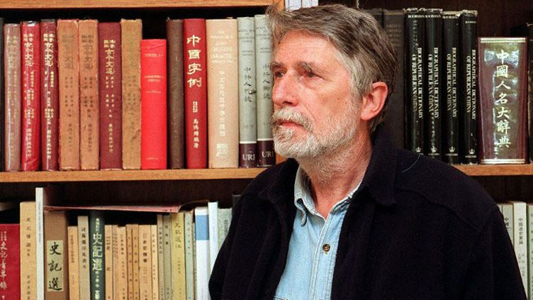 Pierre Ryckmans, dit Simon Leys  (WILLIAM WEST / AFP)