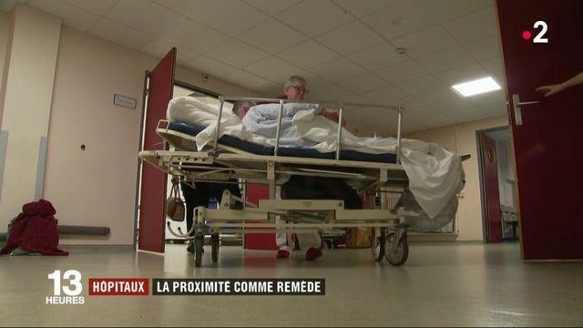 Santé : les hôpitaux de proximité comme remède