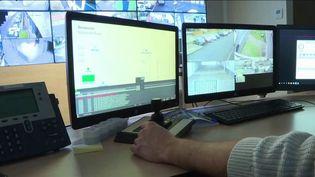 Les caméras se font rares dans les petites communes, faute de moyens. Dans l'Oise, une plate-forme de vidéo-surveillance a été créée. Elle permettra de mutualiser toutes les images du département. (FRANCE 3)