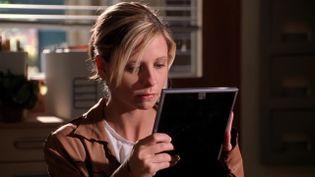 "Buffy Summers interprétée par Sarah Michelle Gellar dans la série ""buffy"". (FR_TMDB)"