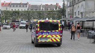 Nantes : une agression au tournevis fait trois blessés (France 2)