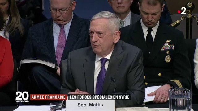 Syrie : que font les forces spéciales françaises sur place ?