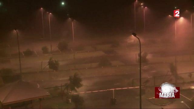 Ouragan Maria : le témoignage des Guadeloupéens