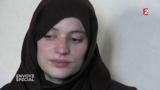 """""""Envoyé spécial"""". Après quatre ans en Syrie, envisager la prison comme """"un refuge"""" (FRANCE 2 / FRANCETV INFO)"""