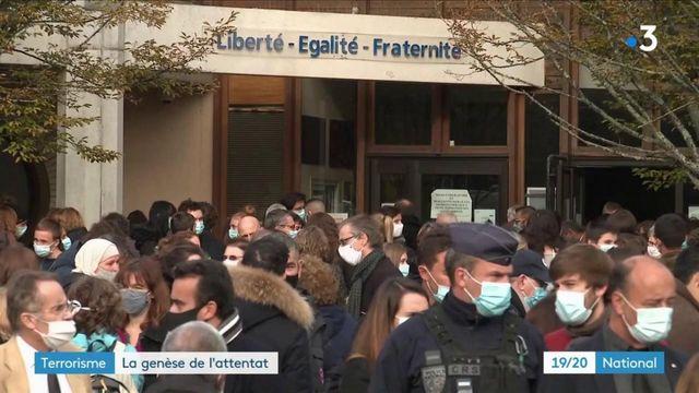 Attentat en Yvelines : un cours sur la liberté d'expression à l'origine du drame