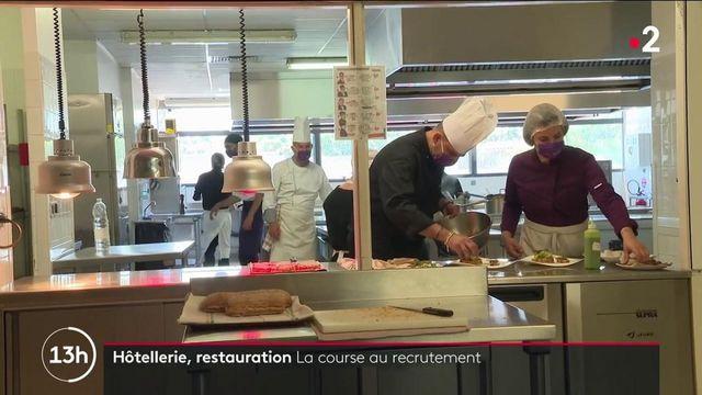 Hôtellerie-restauration : dans les Pyrénées-Orientales, des formations express avant la reprise