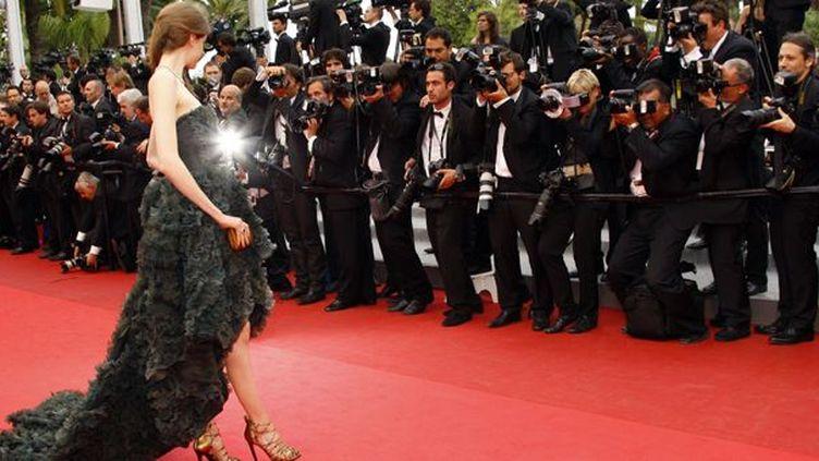 Festival de Cannes 2011  (NIKO/NIVIERE/LE FLOCH/SIPA)