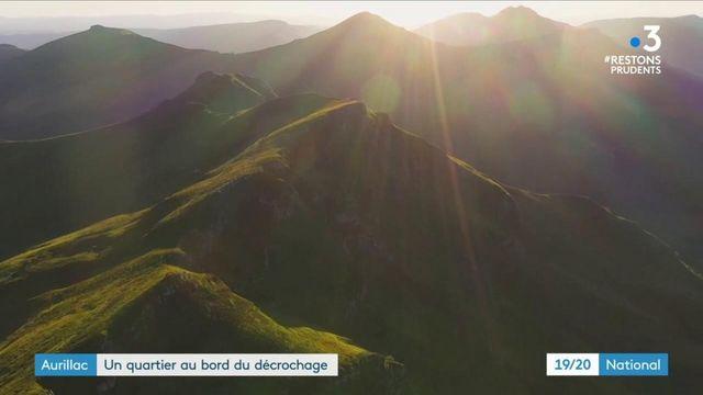À Aurillac, la précarité de la population grimpe en flèche
