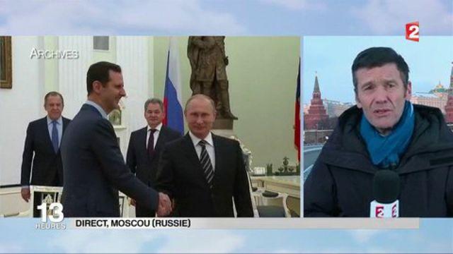 Vladimir Poutine : l'homme fort de la scène internationale grâce à la Syrie