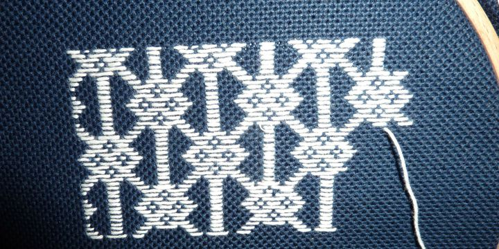 La Kogin Embroidery, un artisanat d'Hirosaki  (DR)