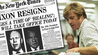 Robert Redford prépare un documentaire sur l'affaire du Watergate  (DR)