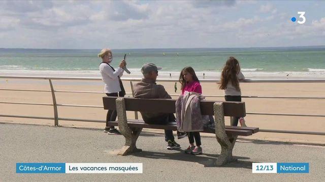 Côtes-d'Armor : le masque en extérieur obligatoire dans les communes touristiques