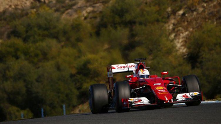 Sebastian Vettel (Ferrari) (HOCH ZWEI / HOCH ZWEI)