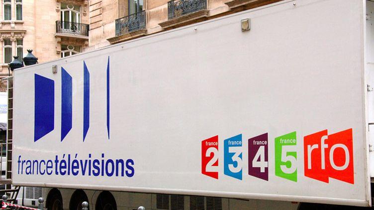(La redevance finance Radio France mais aussi les chaînes de France Télévisions © MAXPPP)