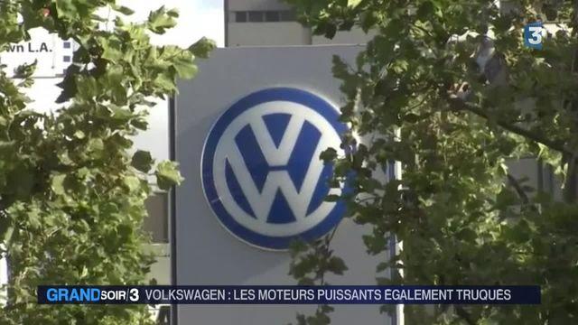 Volkwagen: scandale s'amplifie