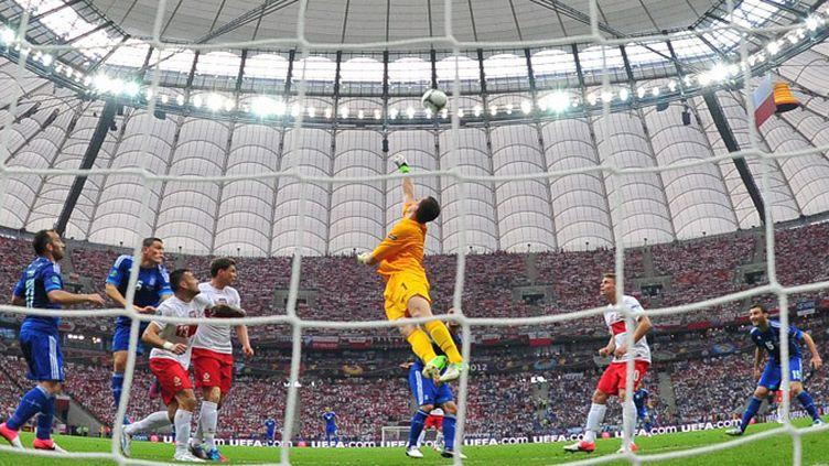 Pologne-Grèce (GABRIEL BOUYS / AFP)