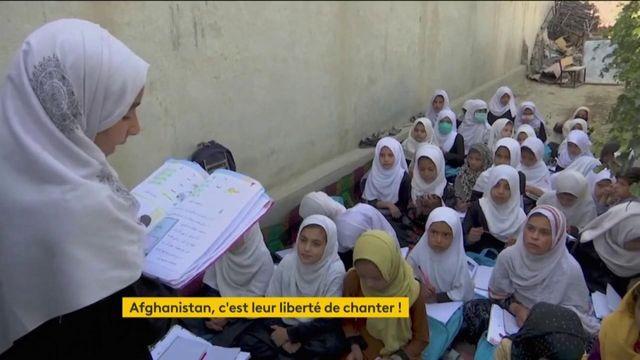 #IAmMySong : le combat des Afghanes sur les réseaux sociaux pour continuer à chanter