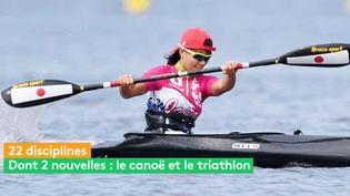 Les Jeux paralympiques en chiffres. (FRANCETVSPORT / FRANCEINFO)