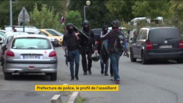 Préfecture de police de Paris : qui était l'assaillant ?