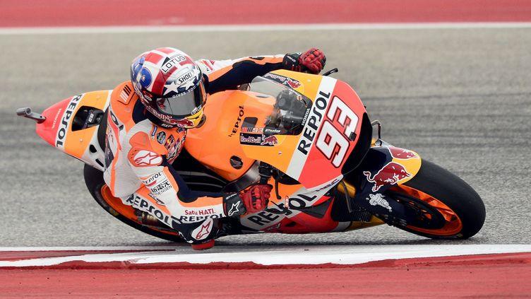 L'Espagnol Marc Marquez (Honda) (PAUL BUCK / EPA)
