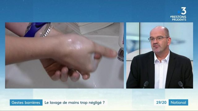 Coronavirus : le lavage des mains est-il trop négligé par les Français ?