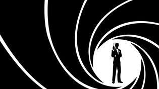 Image du générique de James Bond. (Collection Christophel via AFP)