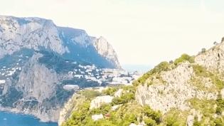Capri, en Italie. (CAPTURE ECRAN FRANCE 2)