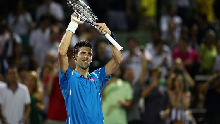 Novak Djokovic (CLIVE BRUNSKILL / GETTY IMAGES NORTH AMERICA)