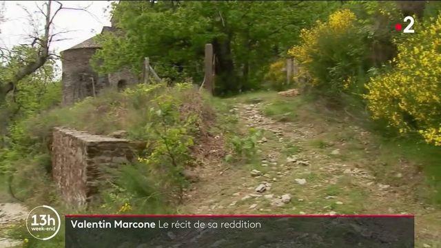 Cévennes : fin de la traque de Valentin Marcone