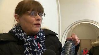 La population de Dunkerque (Nord) est appelée à ne pas boire l'eau du robinet à cause d'un incident survenu sur une canalisation. (CAPTURE D'ÉCRAN FRANCE 3)