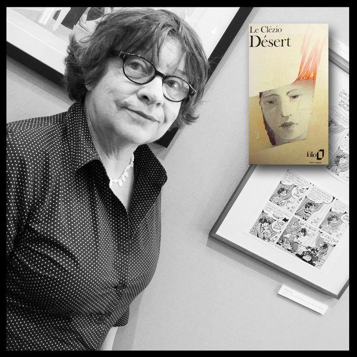 Florence Cestac, auteur BD  (Laurence Houot / Culturebox)