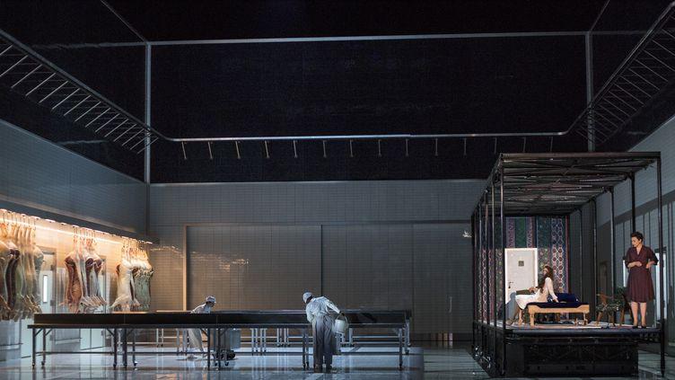 """""""Lady Macbeth de Mzensk"""" à l'Opéra Bastille (Bernd Uhlig / Opéra national de Paris)"""