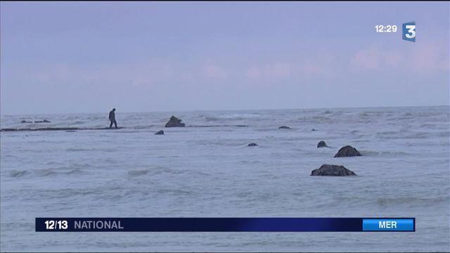 Grandes marées : des coefficients allant jusqu'à 118 attendus ce weekend
