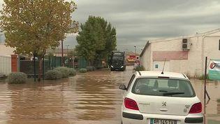 Gard : après des pluies diluviennes, un nouvel orage attendu (France 2)
