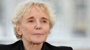 La réalisatrice Claire Denis, le 24 mai 2019. (ALBERTO PIZZOLI / AFP)