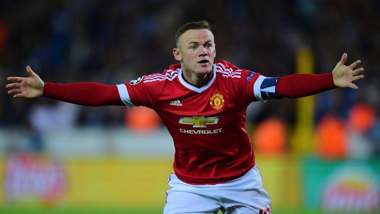 Wayne Rooney est de retour !  (EMMANUEL DUNAND / AFP)