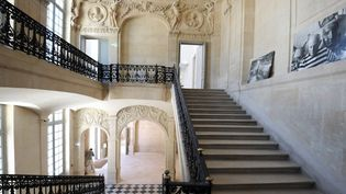 Le musée Picasso, mai 2014  (STEPHANE DE SAKUTIN / AFP)