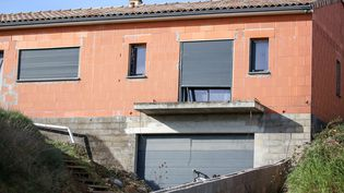 Le domicile de Delphine Jubillar àCagnac-les-Mines (Tarn). (AFP)