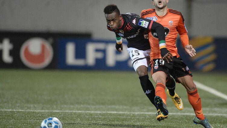 Abdoulaye Bamba sous le maillot de Dijon