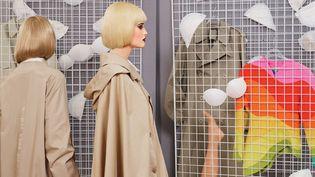Grand magasin : Temps gris l de Christophe Lemaire  (Philippe Jarrigeon 2014)