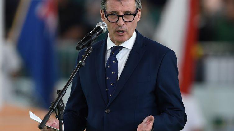 Sebastian Coe. (DON EMMERT / AFP)